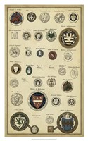 Imperial Crest III Fine Art Print
