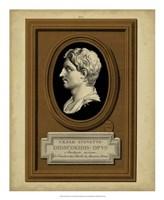Greek Cameo II Framed Print