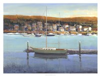 "Harbor View II by Timothy O'Toole - 34"" x 26"""