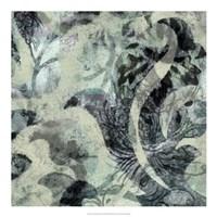 """Layered Patterns II by Jennifer Goldberger - 20"""" x 20"""" - $27.99"""