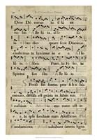 """Vellum Songbook II - 18"""" x 26"""" - $31.49"""
