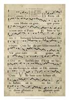 """Vellum Songbook IV - 18"""" x 26"""" - $31.49"""