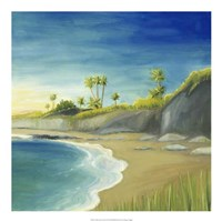 "California Coast II by Megan Meagher - 20"" x 20"""