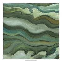 "Sea Kelp I by Lisa Choate - 20"" x 20"""