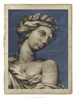 Sculptural Renaissance I Fine Art Print