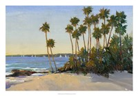 """Distant Shore I by Timothy O'Toole - 26"""" x 18"""", FulcrumGallery.com brand"""