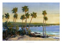 """Distant Shore II by Timothy O'Toole - 26"""" x 18"""", FulcrumGallery.com brand"""