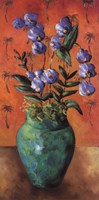 Tropica blue Fine Art Print