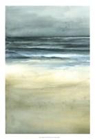 "Tranquil Sea I by Jennifer Goldberger - 18"" x 26"""