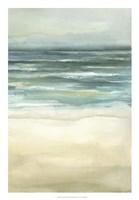 """Tranquil Sea III by Jennifer Goldberger - 18"""" x 26"""""""