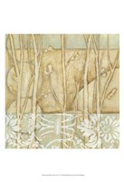 """Small Willow and Lace IV by Jennifer Goldberger - 13"""" x 19"""""""