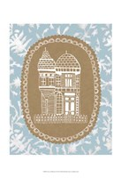 """Avery's Dollhouse I by Chariklia Zarris - 13"""" x 19"""" - $12.99"""