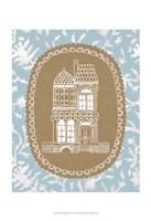 """Avery's Dollhouse II by Chariklia Zarris - 13"""" x 19"""" - $12.99"""