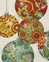Christmas Cheer I by Chariklia Zarris - various sizes