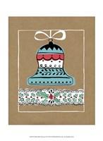 "Holly Jolly Christmas II by Chariklia Zarris - 10"" x 13"""