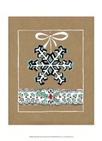 "Holly Jolly Christmas III by Chariklia Zarris - 10"" x 13"""