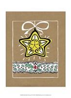 "Holly Jolly Christmas IV by Chariklia Zarris - 10"" x 13"""