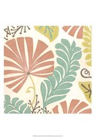 "Veranda Floral I by June Erica Vess - 13"" x 19"""