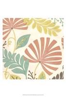 "Veranda Floral II by June Erica Vess - 13"" x 19"""