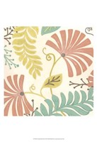 "Veranda Floral III by June Erica Vess - 13"" x 19"""