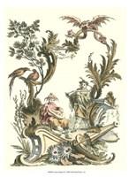 Asian Garden II Fine Art Print