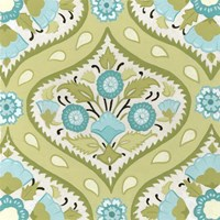 Cottage Patterns V by June Erica Vess - various sizes