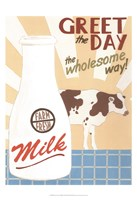 "13"" x 19"" Milk Pictures"