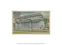 "National Archives, Washington, D.C. - 13"" x 10"""