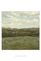 """Western View III by Megan Meagher - 13"""" x 19"""""""