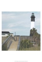 Tybee Lighthouse II Fine Art Print
