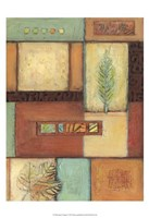 Nature Collage I Fine Art Print