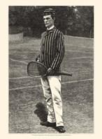 "Harper's Weekly Tennis IV - 10"" x 13"""
