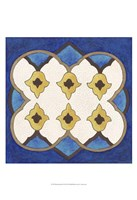 "Royal Lapis II by Vanna Lam - 13"" x 19"""