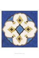 "Royal Lapis III by Vanna Lam - 13"" x 19"""