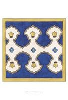 """Royal Lapis IV by Vanna Lam - 13"""" x 19"""""""