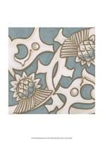 """Ornamental Leaf I by Vision Studio - 10"""" x 13"""""""