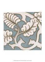 """Ornamental Leaf II by Vision Studio - 10"""" x 13"""""""