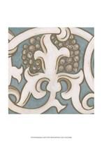 """Ornamental Leaf III by Vision Studio - 10"""" x 13"""""""