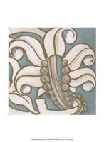 """Ornamental Leaf IV by Vision Studio - 10"""" x 13"""""""
