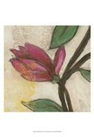 """Tulip Poplar III by Jennifer Goldberger - 13"""" x 19"""""""