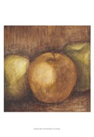 """Rustic Apples I by Ethan Harper - 13"""" x 19"""""""