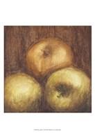 "Rustic Apples II by Ethan Harper - 13"" x 19"""