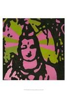 "Bliss Buddha II by Jodi Fuchs - 13"" x 19"", FulcrumGallery.com brand"