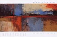 Solar Strata II Fine Art Print