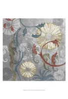 Seahorse Collage I Fine Art Print