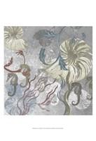 Seahorse Collage II Fine Art Print