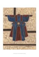 """Primary Kimono I by Karen Deans - 13"""" x 19"""""""