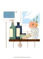"""Classic Bath III by Chariklia Zarris - 10"""" x 13"""", FulcrumGallery.com brand"""