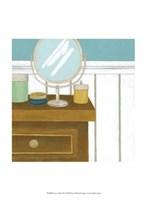 """Classic Bath IV by Chariklia Zarris - 10"""" x 13"""""""