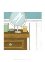 "Classic Bath IV by Chariklia Zarris - 10"" x 13"", FulcrumGallery.com brand"